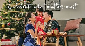 - Celebrate What Matters Most - . Client: NTUC Fairprice . Hair & Makeup: Melissa Towpich Photography: Dominic Phua @studiodaydream . XOXO, Melissa #hairandmakeupartist #sgbeautyblogger