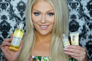 Current Skin Care Routine | 2015 - YouTube