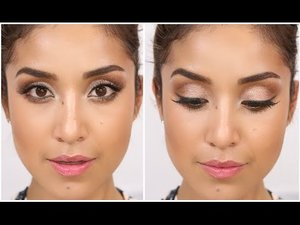 Fresh and Clean Spring Makeup Tutorial | Dulce Candy - YouTube