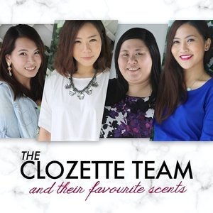 The Clozette Team & Their Favourite Scents