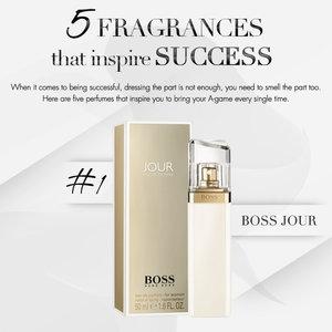 5 Fragrances That Inspire Success