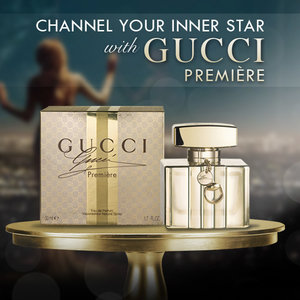 Channel Your Inner Star With Gucci Premiere
