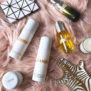 Who's a La Mer fans? .Photo by @syloft ..#clozette #popular #beauty #blogger #beautyblogger #lamer #lamersg #flatlay #bbeauty #love #l4l #skincare #skin #beautyful #pastel #girl
