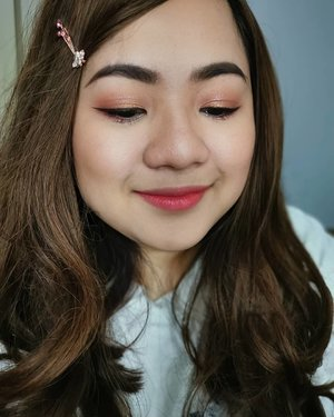 Full face using @altheakorea Makeup.  Lakas maka-Koreana. I look 10 years younger. 😜  Products used: 1. Althea Primer Water 2. Althea Fixer Cream 3. Althea Petal Velvet Sunaway 4. Althea Flawless Creamy Concealer 5. Althea Petal Velvet Powder 6. Althea Sunrise and Moonrise Eye Palette BCLXALTHEA 7. Althea Spotlight Eye Glitter-Pink Light 8. Althea Watercolor Cream Tint in Plum Cream and Peach Cream  Get yours at ph.althea.kr! 👍🏼 ▫️▫️▫️▫️▫️▫️ #clozette #abcommunityph #kbeauty #kbeautyblogger #kbeautyaddict #Althea #AltheaAngels #instabeauty #beautygram #beautyblogger #AltheaKorea #koreanmakeup #koreanproducts #ggss #asian #beauty #filipina #selfie #selca #plussizebeauty #pinay #pinaybeauty #makeup #everydaymakeup #motd #bclxaltheakorea #altheabclvalentines