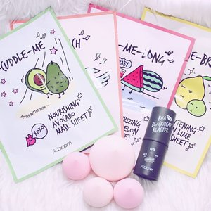 Althea has been on a roll by giving us new, quirky and great products. They recently launched the A'bloom line! 😍 .  A'bloom is all about delivering fresh, fast and funky K-beauty products, and they started off with 3 delightful goodies for us to play with 😊 . 🔎 A'bloom Sheet Masks: Available in 4 fruity flavors, these masks have a 2-in-1 formula consisting of fruit extracts rich in antioxidants and plant extracts for added hydration. 🍉🍑🥑🍋 . 🔎 A'bloom Meringue Puffs: Available in 2 sizes that look cute enough to eat (baby & giant), these makeup puffs help create the perfect complexion and can be used both dry and wet for different finishes. ❤️ . 🔎 A'bloom BHA Blackhead Blaster: The hottest K-beauty trend, this is a non-irritating, triple-care pore stick. Easy to carry and apply, only 30 seconds is needed to get all that junk out of your (nose's) trunk! 💦 .  With exciting promotions such as gift with purchases, and special edition A'bloom boxes ready for you! .  Visit ph.althea.kr to discover A'bloom today 🛍️ *Terms and conditions apply  #AltheaKorea #AltheaAngels #AltheaAbloom #clozette #abbeatthealgorithm #abcommunity #abcommunityph #rasianbeauty #kbeauty #kbeautyblogger #kbeautyaddict #instablog #instablogger #Althea #instabeauty #beautygram #beautyblogger #kbeauty #koreanmakeup #koreanproducts #skincare #facemask #meringuepuff #blackhead #bha