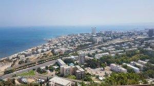 Living by the cliff  #clozette #Israel #travel #haifa