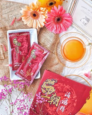 [💕Giveaway!!!💕] I remembered taking chicken essence during schooling days and examination period to help me focus better in my studies. 📚👩‍🎓Fast forward a decade later, I still find myself counting on it to fight through sluggish days and busy weeks burning midnight oil! I recently got introduced to Wang Chao Chicken Essence that contains high protein, low sodium, zero fat and zero hormones. 😋It's a popular Pure Dripped Chicken Essence brand from Hong Kong, double boiled and made fresh with no added preservatives and additives - tastes super yummy and a healthy way to start my mornings! 🌞🌟💝 It helped me to fight fatigue, giving me an extra boost of physical and mental energy to get through long days of events and appointments. Nourished with collagen and 18 types of animo, even friends commented how I looked more radiant and energetic! . Together with @wangchao.sg, we are giving away 3 full-size boxes of Chicken Essence to 3 lucky winners. 🐓🎁🙌🏻 Each box contains 10 servings. To win, simply 1. Like this post 2. Follow @wangchao and me @qiyunz 3. Tag 5 friends  4. Comment any body/health problems you are currently facing & why you would like to win this giveaway . This contest ends 31st August. Winner will be picked and contacted by @WangChao.sg. . [Offer!] you can't wait and wish to try it now, Wang Chao is having a autumn limited offer! Get 10% off when you purchase 2 or more boxes, with EXTRA 15% off when you use my code  upon checkout at www.wangchao.com.sg. 😘 This deal ends 30th Sept! . #WangChao #WangChaoSG #WangChaoChickenEssence #sp #redqiyunz #chickenessence #sggiveaway #sgcontest #sgshopping #sgblogger #sgfoodie #singapore #clozette #sgfoodlover #greatmornings #sghealth #sgfoodblogger #whati8today #openricesg #burpple