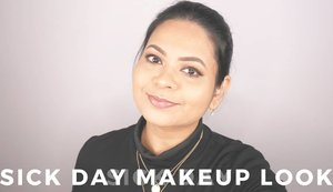 New Video on an easy Makeup Tutorial is now up!  Link is in the bio☝️ #clozette #clozetteco #starclozetter #indianblogger #indiabloggerstrendz