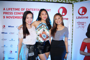 Our Clozette Ambassadors at the Lifetime Press Conference