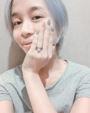 No make-up day, no problem coz it's a pamper day with my @hgnails.mnl fam! 😍💅🏻 #HGNailedIt #HGBeautyCircle #iAmHGBeauty 👑