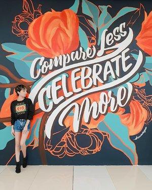 Compare less, celebrate more! 👸🏻 #clozette #starclozetter #bloggerbandfam #mnlinfluencers #wimstyle 👑