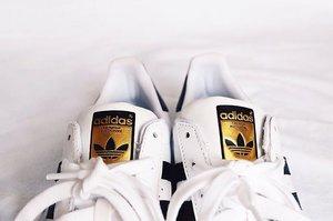 Them gold tongue. #clozette #clozetteco #adidas #adidasph