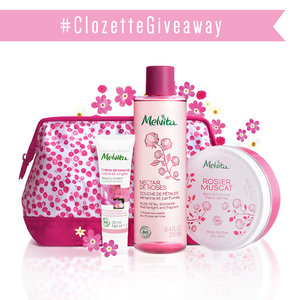 #ClozetteGIVEAWAY: Want to WIN an organic beauty care set from MELVITA? We have 2 sets up for grabs! Here's what you have to do!  1) Be a member of Clozette.co 2) Like this photo 3) Leave a comment by answering this simple question: What is your favorite product from MELVITA?  **2 winners will each receive a MELVITA Roses for Mums beauty care set! *Giveaway ends 8th May, 11pm and is only open to residents of Malaysia.