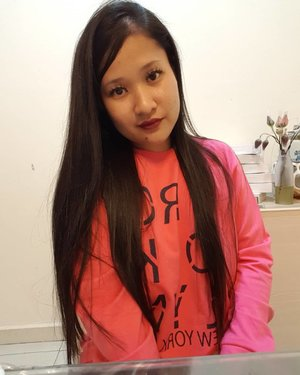 #Mulan #KembarMulan #LongHair #AwekJepun #syafierayamincom  #beautyblogger  #WellnessInfluencer #clozette #PinkVibes #PinkVibes Until Sunday ❤❤❤