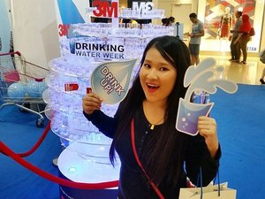 Drink it & Stack it !! #LifeWith3M #StackItWith3M @11Streetmy  Come and join at 1 utama right now guys !!! #syafierayamincom  #blogger  #mommyblogger  #BloggerMalaysia #Clozette  #clozetteambassador  #BeautyBlogger  #Malaysianblogger