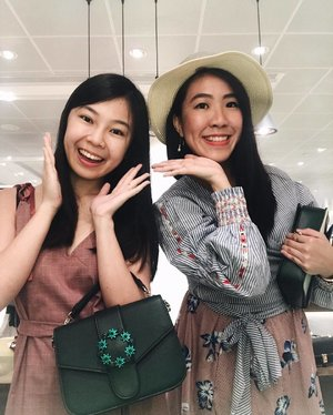 Had a fun girly day out playing dress up at @urbanrevivo ! Head over to Urban Revivo at Plaza Singapura for a wide range of clothing and accessories to choose from this christmas! #PSxUrbanRevivo #sp