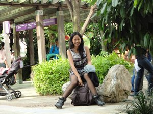 Sentosa Singapore #TravelStyle