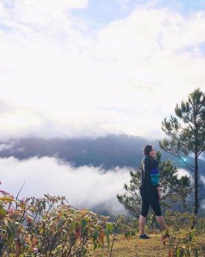PEAKture perfect. ⛰ #Sagada #MarlboroHills #MountainProvince #clozette 📷: @ayyyrisss :)