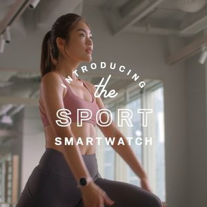 Pulse check - Super psyched to introduce the #FossilSport Smartwatch.  Get up, show up, never miss a beat in #FossilStyle. Get a complimentary @fossil waterbottle with every Sport smartwatch purchased. #ad