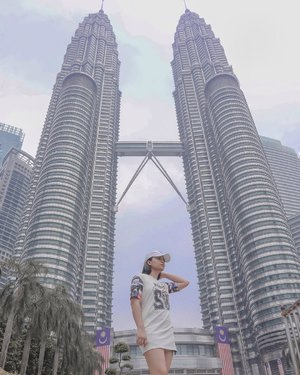 Twin Towers 🇲🇾 #BQJTravel #clozette