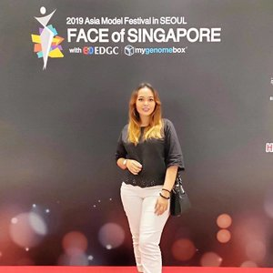 It was a great opportunity to witness the runaway and the announcement for the winners of 2019 Asia Model Festival Face of Singapore 🇸🇬 . . Catch up with the event over at my highlights 💫