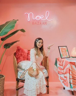 @NoelBazaar is back! 🛍🎉🎁Catch 'em on the ff. bazaar schedules: Nov. 15-24 World Trade Center Nov. 27- Dec 1 Filinvest Tent, Alabang Dec. 19-22 SMX Convention Center  Mark these dates for your early Christmas shopping! Lapit na Ber months. 🙀😘♥️ #NoelSipAndShop #NoelBazaar2019 #NoelBazaar