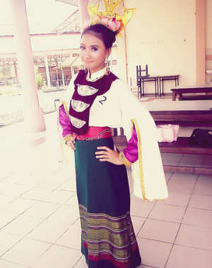another sabah cultural traditional costume