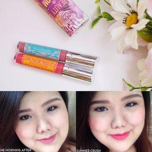Blogged about the new shades of @happyskin_ph Shut Up & Kiss Me Lip & Cheek Mousse for summer 2015! Visit www.beautychapter.net 🌷 #bloominghappyskin #happyskinbeauty #clozette