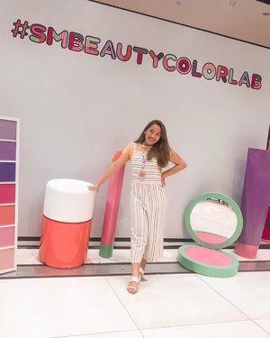 I prefer living in color through my makeup 🌈 Check out my stories to see the beauty products available at SM Store! 💋 #SmBeautyColorLab  Thank you @smbeautyph & @adoberstudios ✨☺️