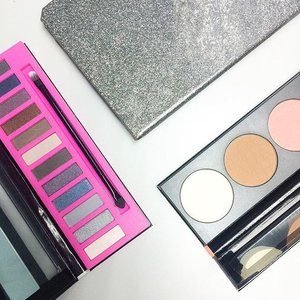 New Palettes to play with @lagirlcosmetics #clozette #beautyblogger
