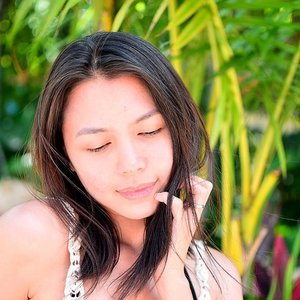 The power of no makeup. Thank you Mr. Sun for a nice lighting! 🌞 #adventurecove #sentosa #lifeunderthesun #clozette
