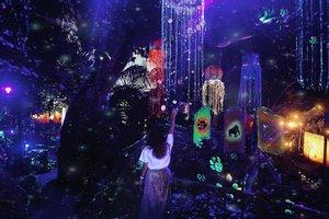 Bring me to the magical world ❣Thanks @sunwaylostworldoftambun for the magical moment ☺ #LWOT #Sunwaylostworldoftambun #lostworldoftambun
