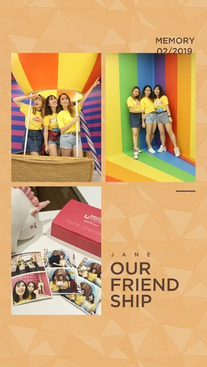 [Watch full in IGTV] Having fun with my #swaggers @nicoleyie @travellover23 😊 Watch till the end for some surprise 😂🙈 . . #clozette #snowmansharing #igtv #video #SelfieMuseum @selfiemuseumkl