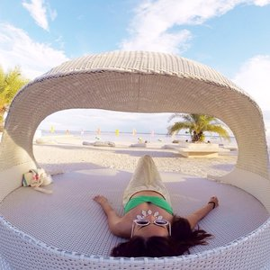 I can get used to this 😌👌🌸💚 #MedExplorersTakeCebu #Clozette #gopro