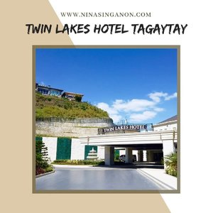 NEW on www.NinaSinganon.com: Took a quick city break a few weeks ago and ended up staying at @twinlakeshotel in Tagaytay! This one is a pretty photo-heavy post - I couldn't help it, it was definitely a challenge to pick from 500+ photos LOL! There's a video too (hahaha naks, video)!😎 . Click the link on my profile or visit www.NinaSinganon.com for more deets! #TwinLakesHotel #Tagaytay