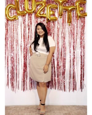 Had an amazing time at the @clozetteco year-end party last Saturday. Met and saw so many beautiful, amazing babes!  Thank you @chimarachhh, photographer extraordinare! Always a fun time with you and Madam @mhayguerrero ❤ also very happy that we met in person na @wanderingwondermom!!! 😊  Special thanks to the amazing @amandamaziiing for inviting me. Team Clozette is ❤❤❤! #Clozette