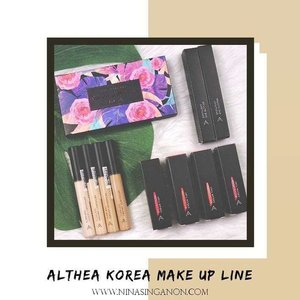 NEW on NinaSinganon.com: We take a look at @AltheaKorea's first foray into make up! 😍 . After putting out amazing skincare products, Althea has now dipped their toes in developing their own make up product which includes the Flawless Creamy Concealers, Watercolor Cream Lip Tints, Spotlight Glitter Liners and the BCLxAlthea Sunrise and Moonrise Eyeshadow Palette. . Click the link on my profile to see LOTS of photos, swatches and a review on these! 😎 . #altheaPH #altheaangels #NinaSinganonDotCom #NinaBlogs2019 #Kbeauty #BeautyReview