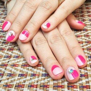 Nails art 💅💕 #clozette #ClozetteSnapIt