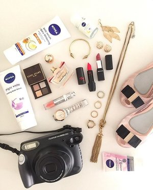 Fashion-ready skin starts with💙 NIVEA 💙.#NIVEAsg #NIVEA #ultimatefashionstatement #body #serum #extra #firm #firming #UV #whitening #skincare #makeup #beauty #cosmetics #everyday #essentials #fashion #DayAndNight #accessories #flaylay #Melissa #Melissashoes #Melissashoessg #ootd #lifestyle #style #stylish #clozette