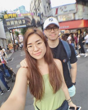 Taipei with my Taiwanese 💕 happy that I'm home with my family that I terribly missed so much but sepanx is real with this guy 💔😭 #clozette #whenintaiwan #taipei2019