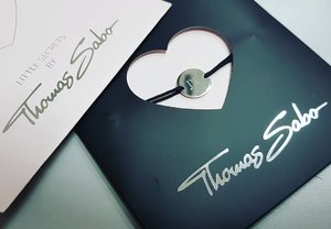 'Time To Light Up' your love with Unique Thomas Sabo Little Secret Bracelet by engraved name or message on it 😍  #thomassabo #unique #bracelet #SkyAvenue #TimeToLightUp #Resortsworldgenting #excitingthingsarehappening #clozette