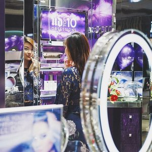 Crazy lusting over ERRTHANG at the Urban Decay flagship store in KLCC this morning! They've got store-exclusive products that you can't get anywhere else - okay just take my money! #UDMYFlagship #UrbanDecayMY #bbloggers #igkl #clozette