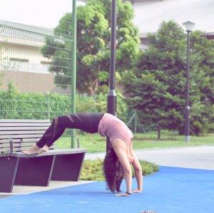 We bend, so we don't break 👌🏾