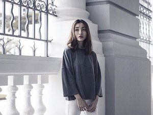 Stay chic in this sweater weather with @faev.co's new arrivals! #xaexfaev #clozette