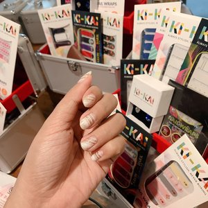 I'm so in love with my nails! 😍 thank you @kikaiph ! #clozette #clozetteparty2019 #kikaieveryday #clozettexkikai