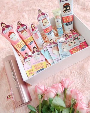 So excited to try my Beauty Trends skincare! ❀ Moisturizer, nose pack, peel-off mask, hydrating facial mask, toner and more. Affordable skincare line to try this summer (or even this coming rainy season) 😉 #BeautyTrendsPH #ClearSkinIsIn @beautytrends.skincare