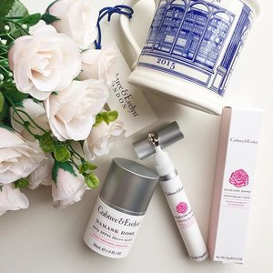 Thank you @crabtreeevelynsg for the #damaskrose treats! There is the eye cream with the cooling applicator, I love eye cream with such applicator as I can double use it as massager too. It reduce morning-puffiness and helps to promote blood circulate (lighten dark circles in the long run).There is also this day lotion with SPF45+++, a day lotion with SPF properties.  For #rose lovers out there, @crabtreeandevelyn damask rose and Evelyn rose range is a must have! Immerse yourself in their garden of roses at any #crabtreeevelynsg boutiques. #clozette #sgigbeauty #sgigmakeup #roselover #crabtree #crabtreeandevelyn #crabtreeevelynsg  Price:  Damask rose eye cream $50 Damask rose daily lotion SPF 45+++ $45