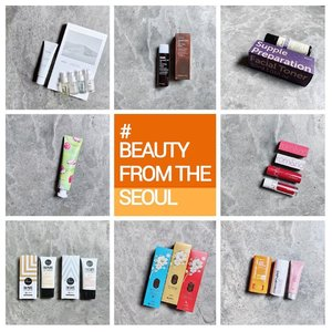Did you guys caught my IG stories during the K-beauty showcase, Beauty From The Seoul, presented by Guardian a couple nights back? The exclusive showcase was to introduce the 14 new & exclusive K-beauty brands to Guardian. We have Huxley, By Wishtrend, Dear, Klairs, Frudia, Rom&nd, Suntique, Yungo, and CNP Laboratory. The remaining 6 not pictured are Banobagi, BBIA, Eglips, I'M MEME, Whal Myung, Wiggle Wiggle. . Already available in most Guardian stores, or you can log on to guardian.com.sg for an easier shopping experience with their 'Click & Collect' service. Happy shopping! —— #GuardianSG #GuardianSingapore #Drugstore #BeautyFromTheSeoul #KbeautySG #Clozette #Skincare #Makeup #SponsoredProducts