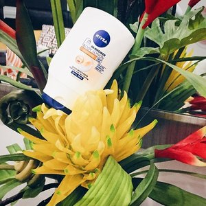 @niveaphils is back at @sampleroomph ! And the Nivea In-Shower Whitening Skin Conditioner is up for grabs! It's the first ronse-off skin conditioner that gives silky, soft and smooth skin ni actually have a full review on this awhile back. Experience it for yourself by grabbing samples at #SampleRoomPH ! #yellowyum #msyellowyum #bblogger #bbloggerph #beautyph #beautyblogger #beautybloggerph #manilablogger #blogger #bloggerph #clozette #stylehaul #vlogger #vloggerph #youtube #youtuber #youtuberph
