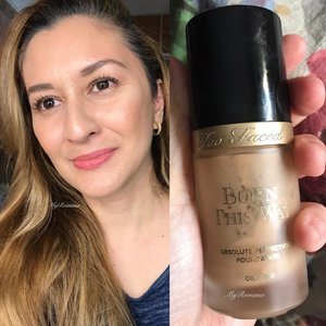 #MyRomanaFoundations @toofaced Born This Way Shade: Light Beige Finish: velvety semi-matte Coverage: buildable medium-full coverage Do I need concealer: Not necessarily as I like to still see my skin(& pigmentation). Too much of this foundation will make my ageing skin look dry and cakey.  My skin type: mature skin, normal to dry. If it is hot & humid I may get an oily t-zone. Oxidise: Not on me How to apply: I prefer using a damp beauty sponge Any primer: not always but if I do remember, I will use my @armanibeauty Armani Prima Day-Long Skin Perfector Trouble Zones Longevity: it lasts a good 6hrs on me as that is how long I typically have my makeup on. Wear-test: on me it looks even better as the hours go by. Reminds me of: @armani Luminous Silk Foundation Adding this to #RomanaRecommends Also, this thing is taking so long to finish. That shows that I don't use a lot per application. Will I repurchase: Yes but I really need to finish up what I have before I do. • • Hope this helps. • • #MyRomana #MyRomanaTooFaced #matureskin #over50beauty #makeuplover #toofacedbornthiswayfoundation #clozette #discoverunder100k #instamakeup #igbeauty